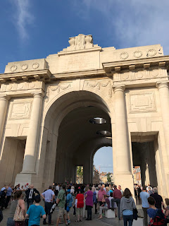 Menin Gate, Ypres, Belgium (The Last Post)