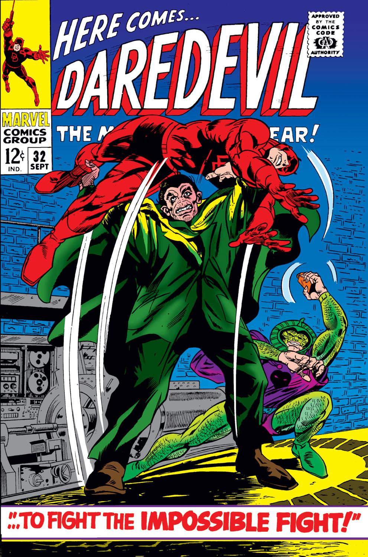 Daredevil (1964) 32 Page 0
