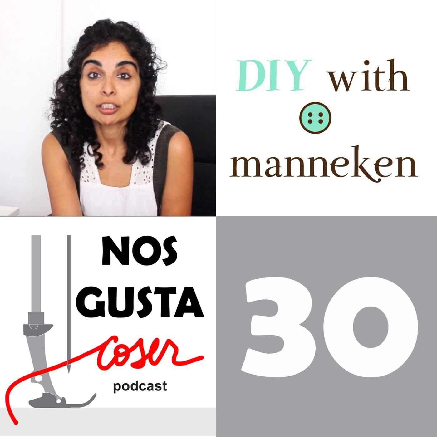 Nos Gusta Coser Podcast - Episodio 30   Diario de Naii