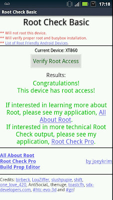 Tutorial: Aprenda como fazer root em seu Milestone 3 (XT860) com o sistema Android 2.3.5 3