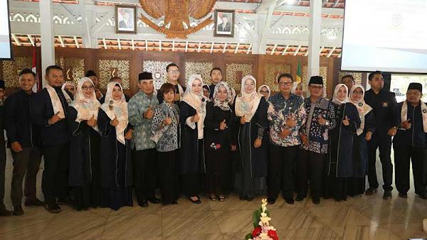 Pemkot Bandung Dukung Seni Kasidah dan Budaya Islam