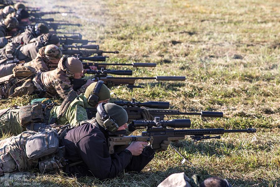 чемпіонат НГУ снайперських пар