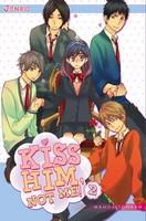 Critique Manga, Delcourt, Junko, Kiss Him Not Me, Manga, Shojo, Tonkam,