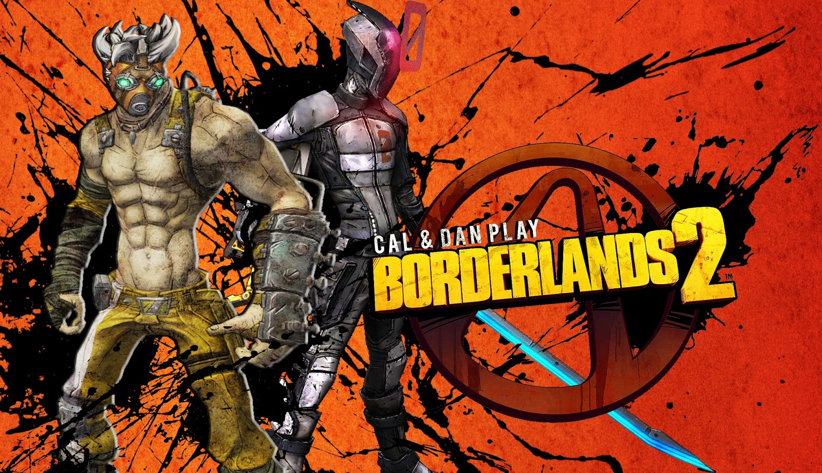 Cal and Dan play: Borderlands 2