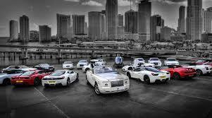 Achat de voiture de luxe