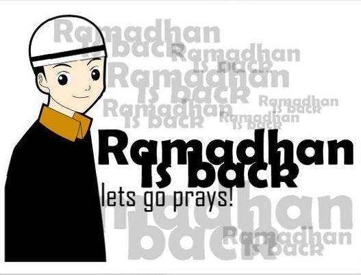 revolusiilmiah.com - Ramadhan is Back