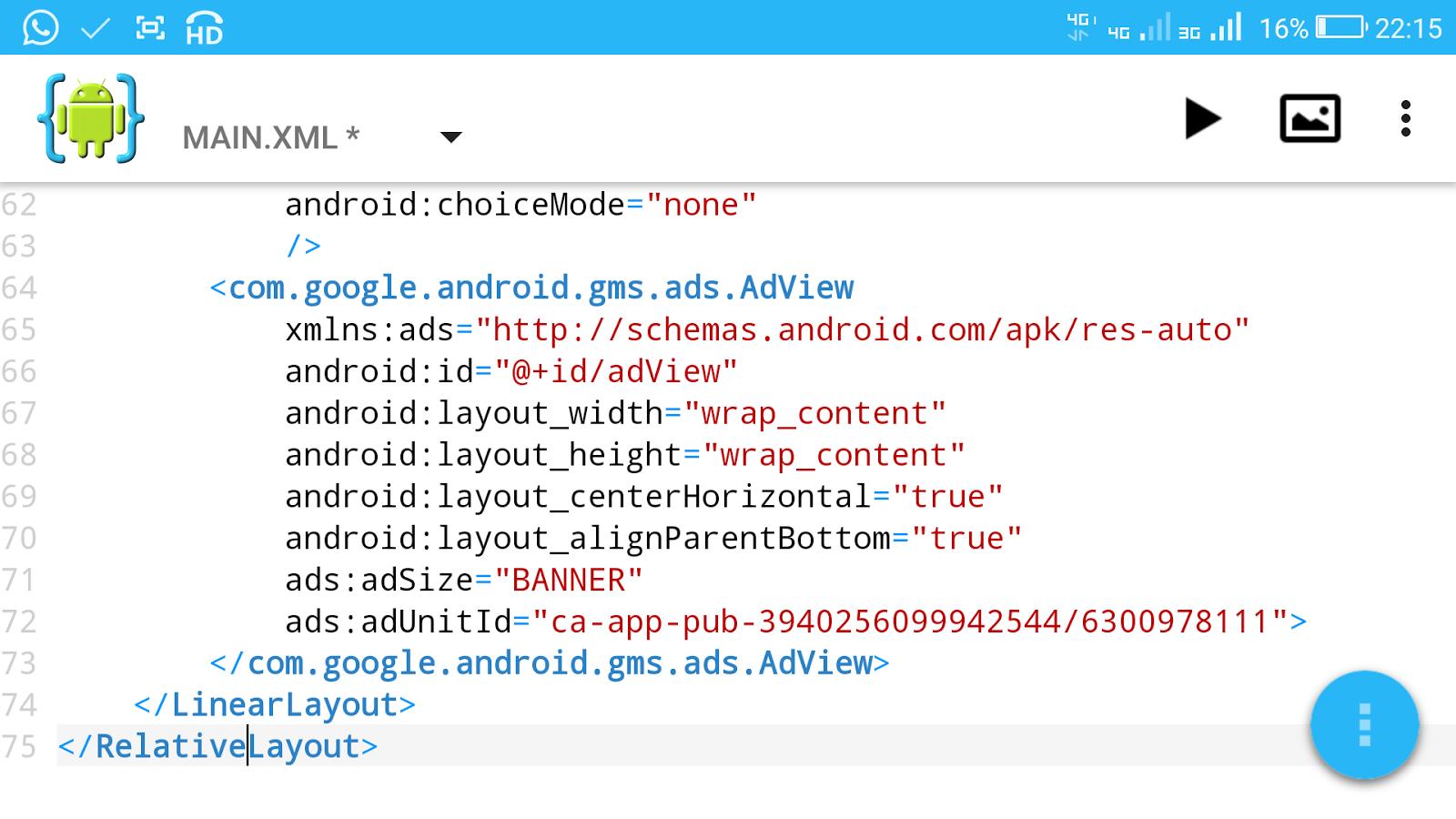 cara membuka file pub android