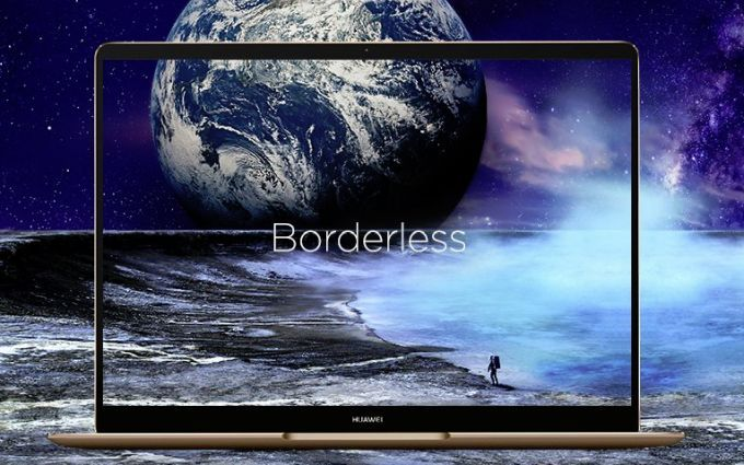 Huawei MateBook X Borderless