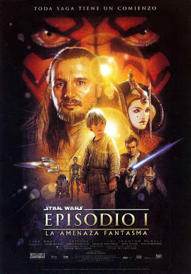 Star Wars. Episodio I. La amenaza fantasma - Cartel