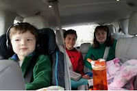 Family Car Travel Tips: Travelling With Kids