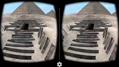 أهم معالم مصر القديمة والحديثة بنظارات الواقع الافتراضي