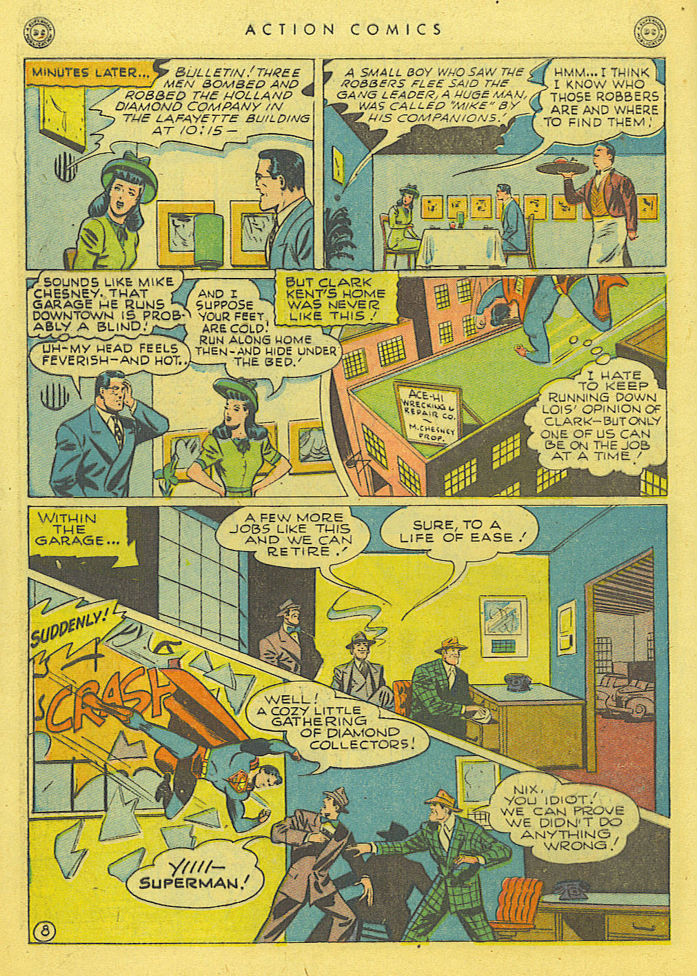 Read online Action Comics (1938) comic -  Issue #114 - 10
