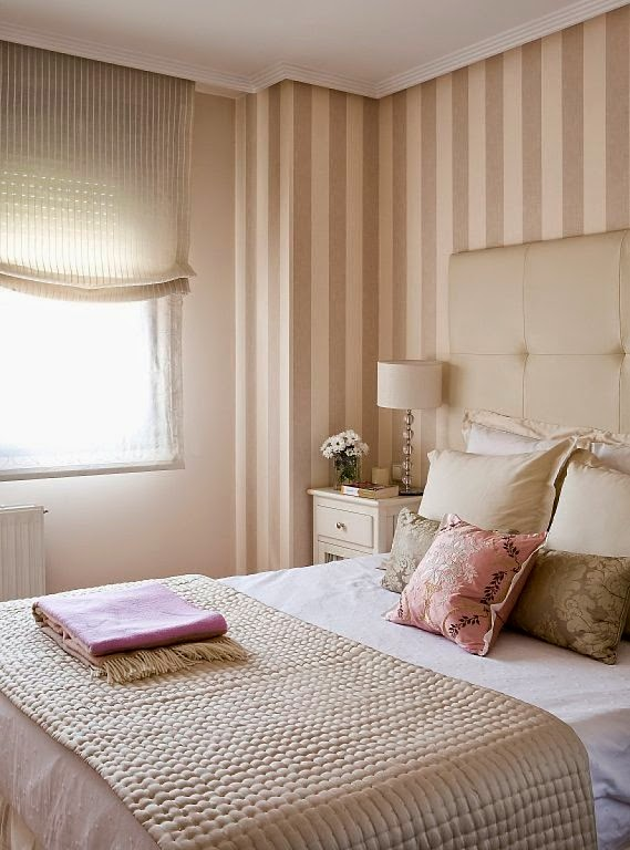 6 claves para decorar un dormitorio con poca luz decoraci n for Amueblar habitacion matrimonio