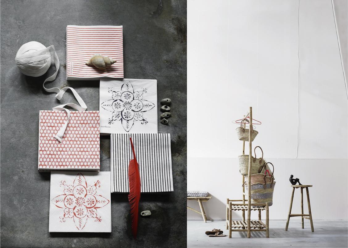 Bagno Design Scandinavo : Tinekhome: design scandinavo con influenze etniche dettagli home decor