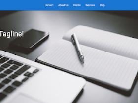 Safelink Materialize - Responsive Blogger Template