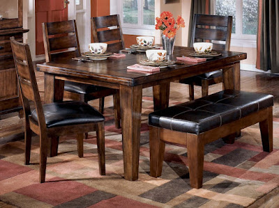 Modern-Dining-Table-Set-furniture-bench