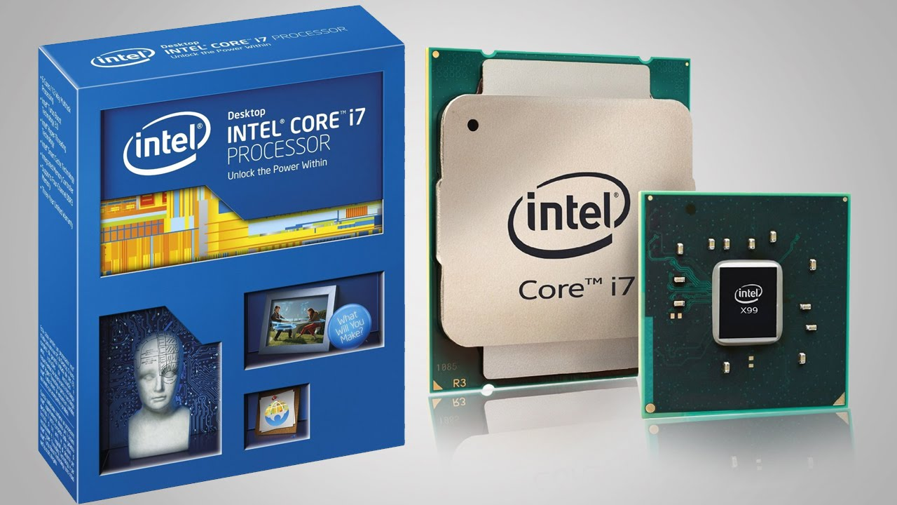 Intel core i7-5960x extreme edition.