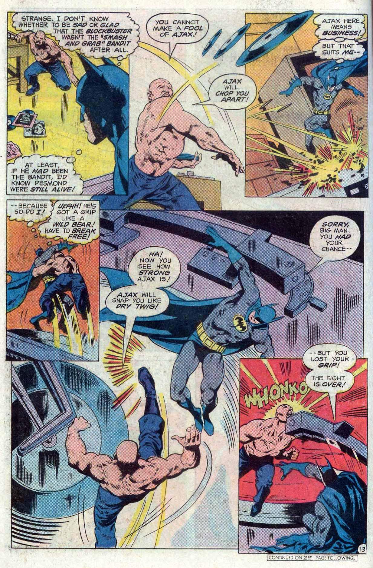 Detective Comics (1937) 498 Page 13