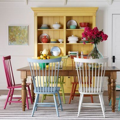 Casa De Ideias E Decora 231 227 O Cadeiras Coloridas Na Decora 231 227 O