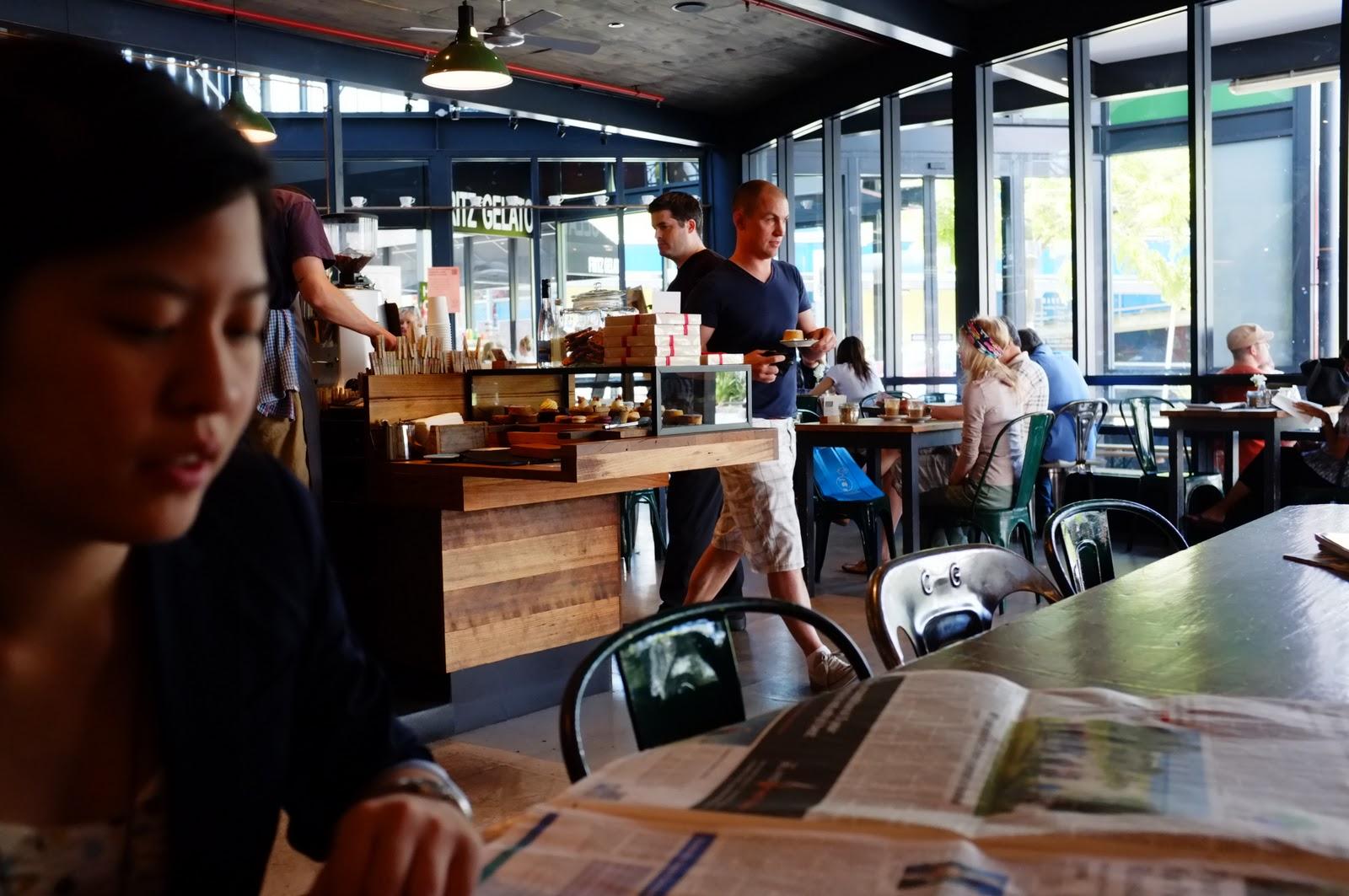 a brewing mind: Melbourne: Market Lane Coffee