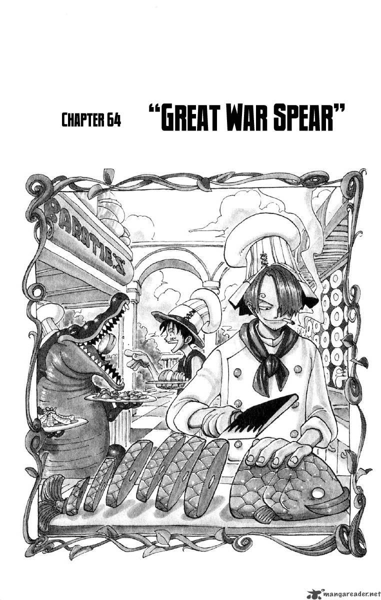 One Piece Ch 64