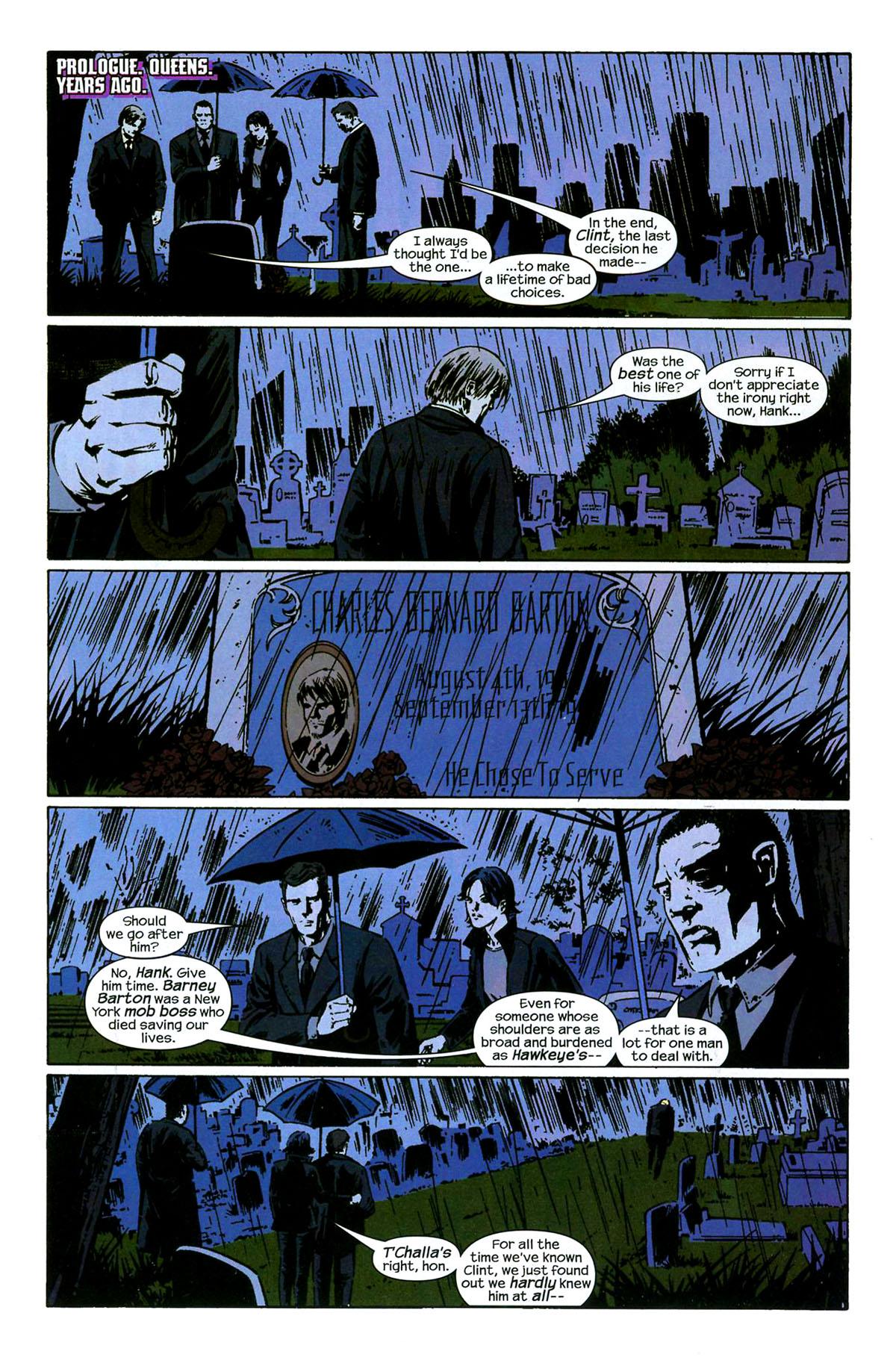 Hawkeye (2003) Issue #6 #6 - English 2