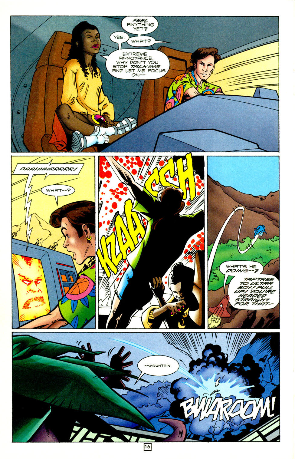Legion of Super-Heroes (1989) 98 Page 16