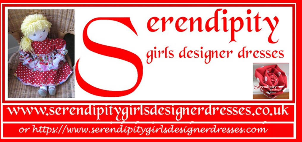 Serendipity Girls Designer Dresses BLOG