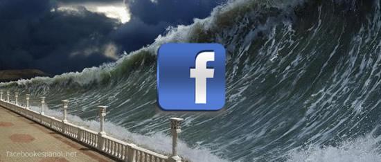alerta de Facebook para catástrofes