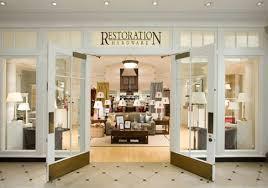 Restoration Hardware Retail Store