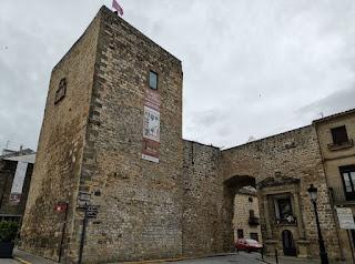 Baeza, Torreón de la Puerta de Úbeda.