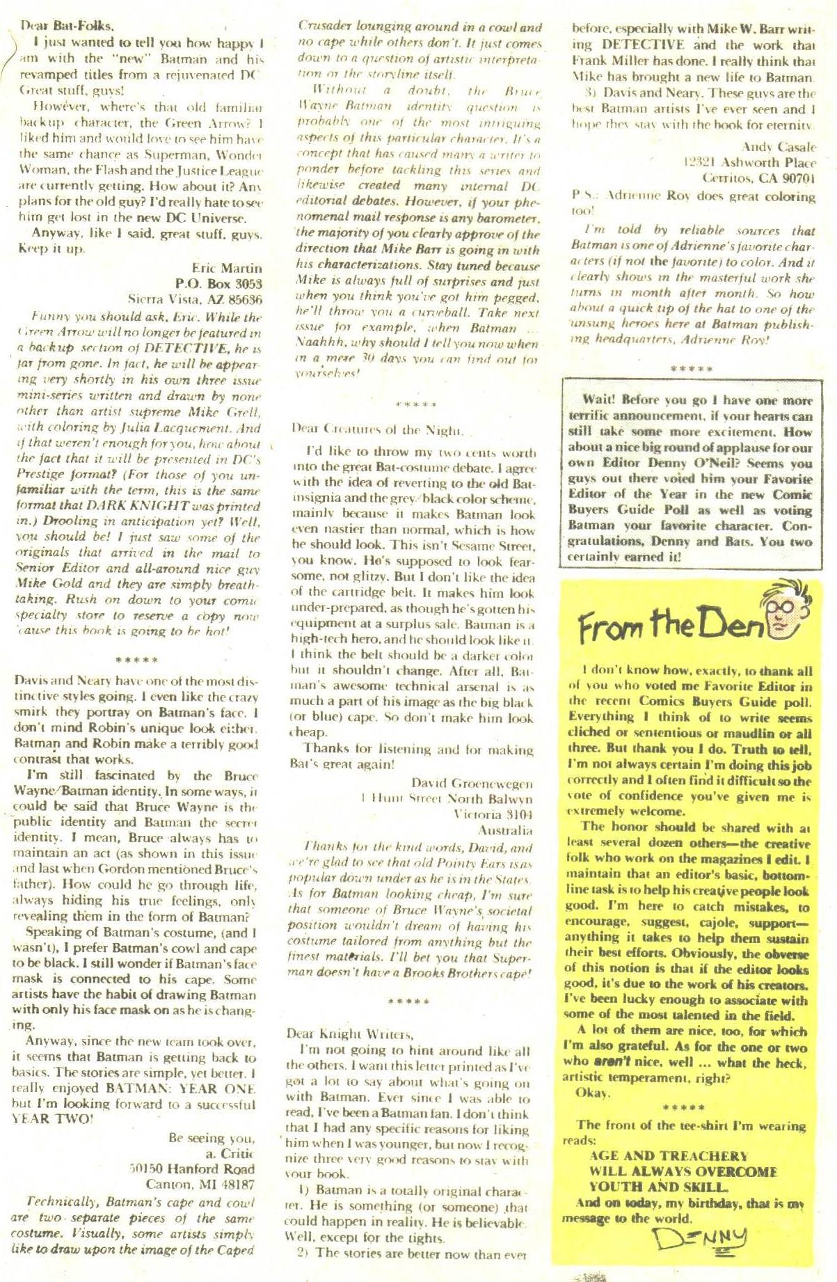 Detective Comics (1937) 579 Page 32
