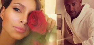 Stefano Bettarini e Mariana Rodriguez bacio al GF VIP