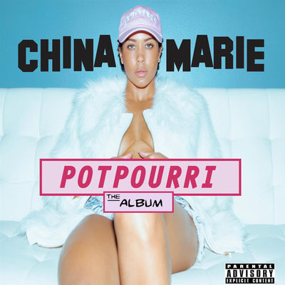 China Marie - Potpourri - Album Download, Itunes Cover, Official Cover, Album CD Cover Art, Tracklist