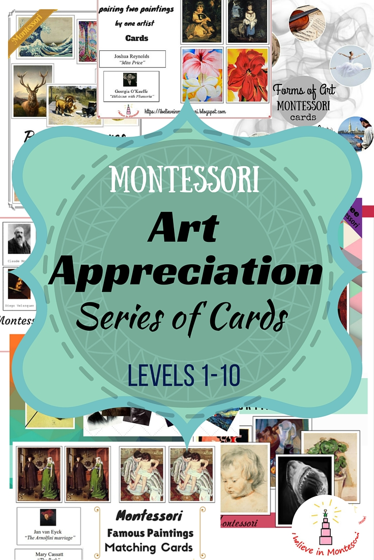 art appreciation The following questions may help you appreciate and interpret works of art  then, the students may participate in several art appreciation activities, including.