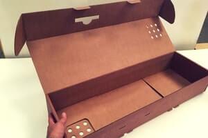caja jamonera automontable
