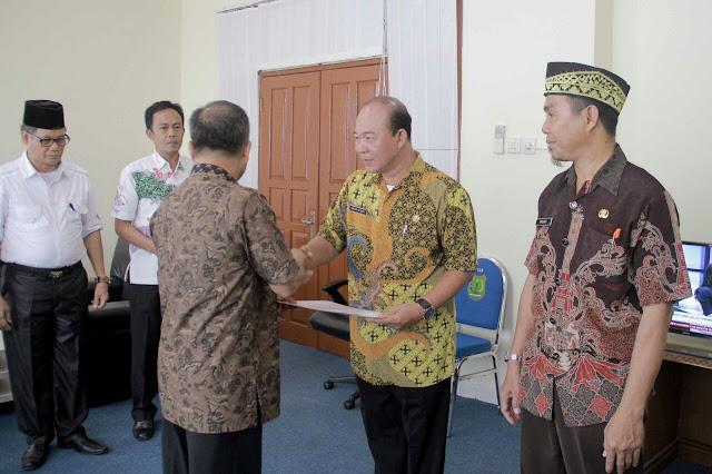 Erdian Syahri Jabat Plt Kepala DPMPTSP