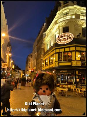 kiki monchhichi Brussels Bruxelles zinneke pis manneken pis bd chocolat