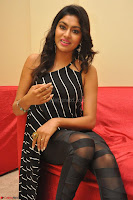 Akshida in Black Tank Top at Kalamandir Foundation 7th anniversary Celebrations ~  Actress Galleries 092.JPG
