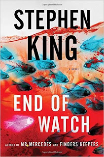 Latest Stephen King Books, Bill Hodges Trilogy, Mr Mercedes, Finders Keepers, End of Watch