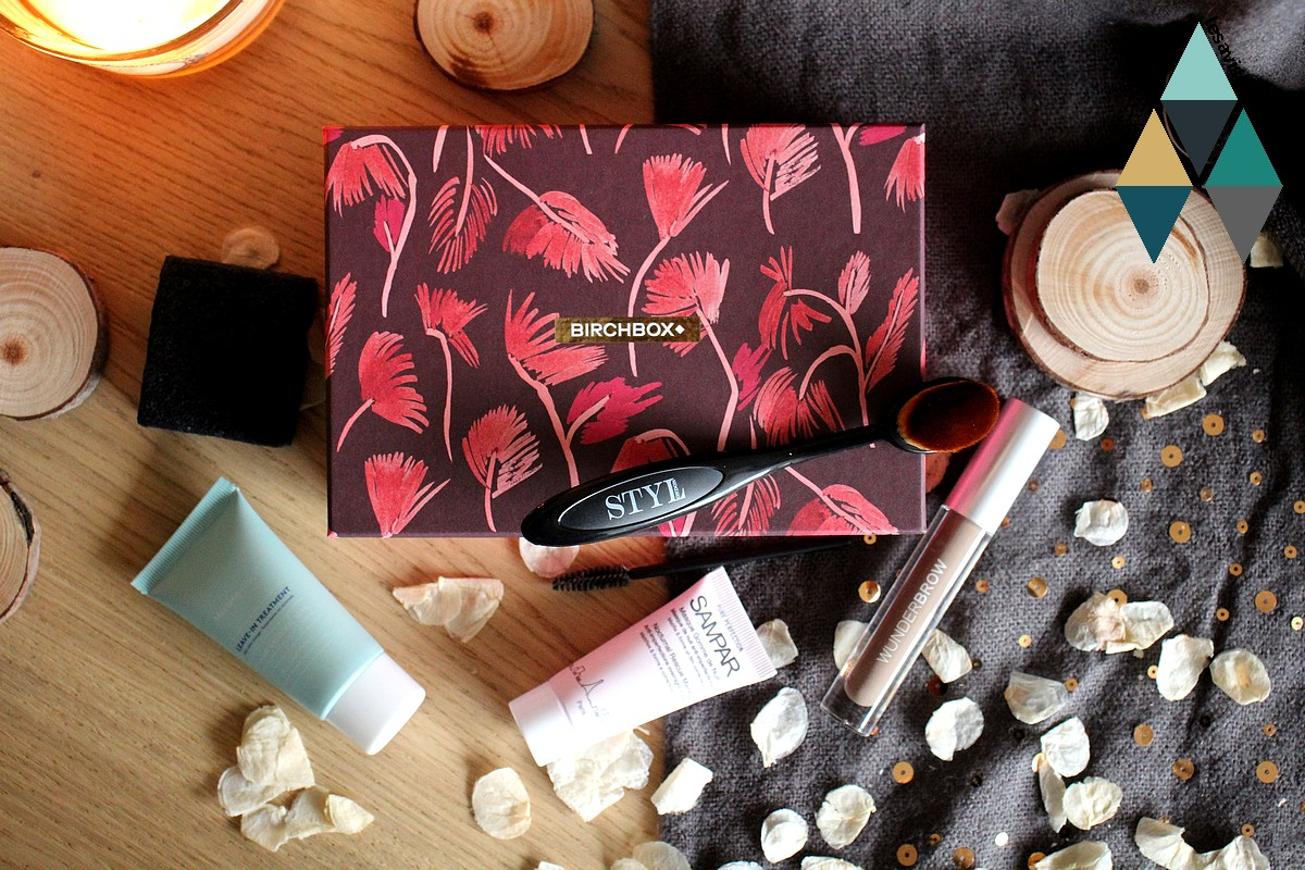 revue beauté Birchbox novembre Fall in Love box