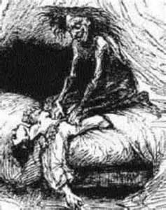 4-Element- Paranormal Blog: Sleep paralysis and 'demon