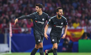Atletico Madrid vs Chelsea 1-2 Highlights Video Goals