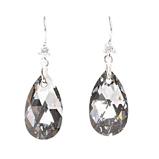 Oscar Jewelry: Swarovski earrings