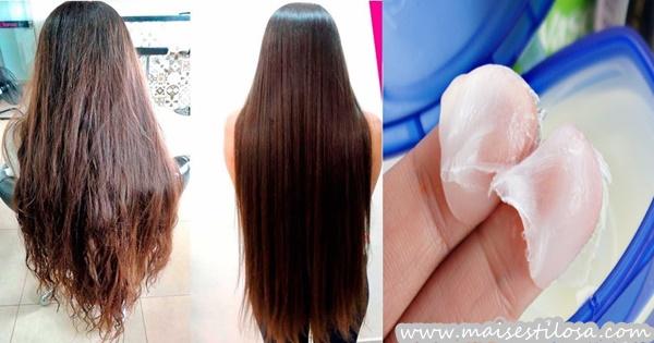 vaselina cabelo crescer