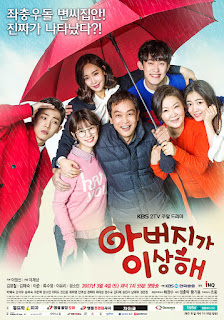 Sinopsis My Father is Strange {Drama Korea}