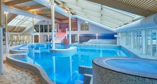 Schwimmbad Ferienpark De Krim Texel