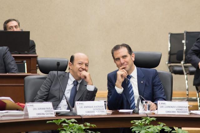 Lorenzo Cordoba, entre quienes no han hecho pública su declaración patrimonial
