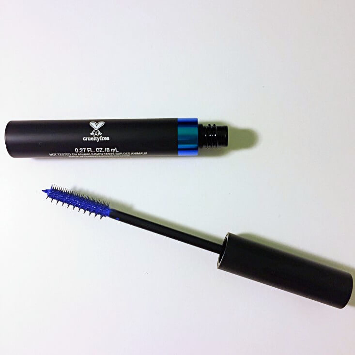wet n wild Fantasy Makers Color Blast Colored Mascara Cobalt Blue