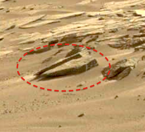 UFO SIGHTINGS DAILY: Ancient Carved Structure Near NASA ...
